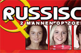 Russinnen bij Russische tieners