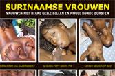 sex met surinaamse zwarte vrouwen